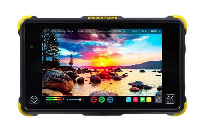 主流摄像机与Atomos监视记录仪链接教程之BMD URSA Mini